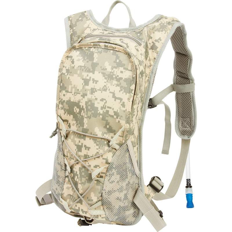 Click here to buy Extreme Pak 2qt (2L) Digital Camo Hydration Pack by Supplier Generic.