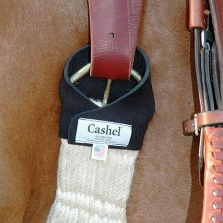 Cashel Ringmaster Neoprene Ring Master Cinch Protector for Horse Saddle - Package of - Protector Horse