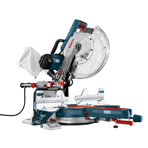 Bosch CM12SD 12 in. Dual Bevel Slide Miter Saw