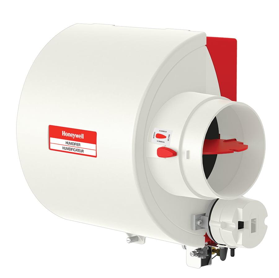 Honeywell Bypass Flow Through Humidifier with Water Saving Technology (HE280A2001/U)
