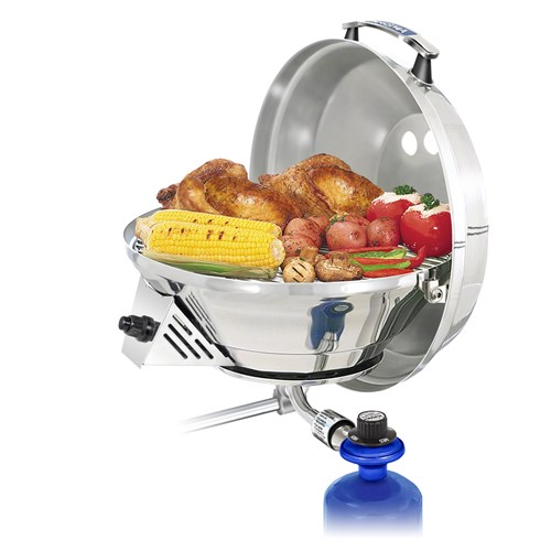 Magma Marine Kettle 3 Combination Stove & Gas Grill