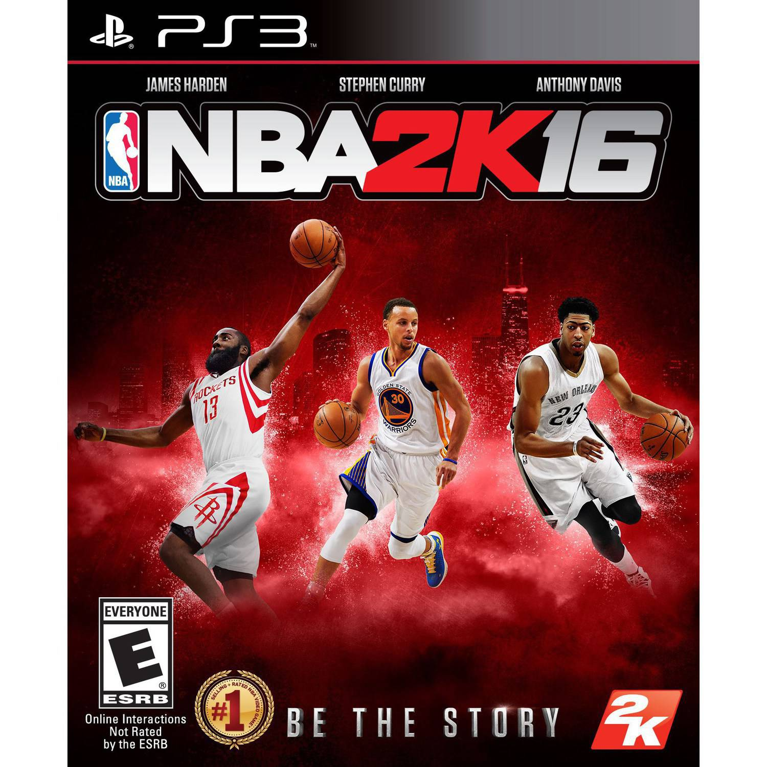 NBA 2K16 (PS3) - Pre-Owned