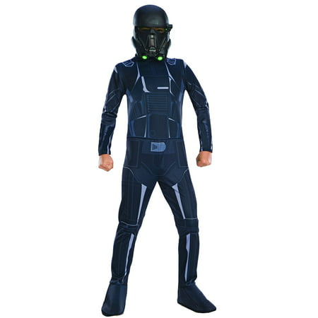 Boys Rogue One Death Trooper Costume](Diy Clone Trooper Costume)