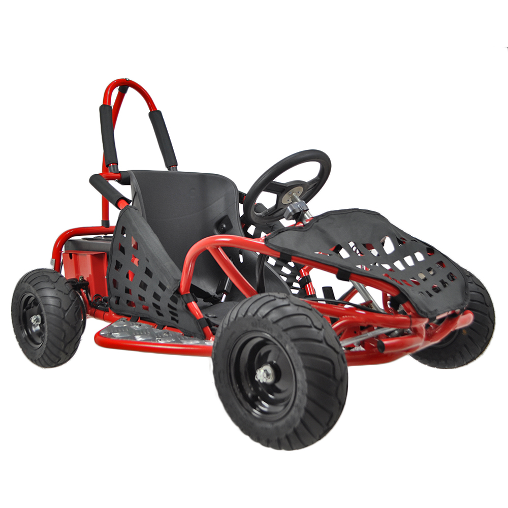 BAJAX Off Road Kids Go Kart RED