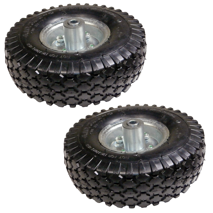 Homelite Generator Replacement Wheels # 310223002-2PK