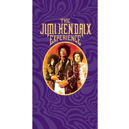 The Jimi Hendrix Experience Box Set (CD) (Experience Hendrix The Best Of Jimi Hendrix)