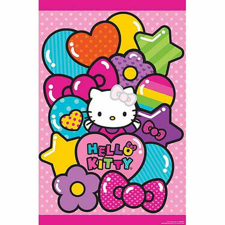 Hello Kitty Rainbow Party Game](Hello Kitty Dessert Ideas)