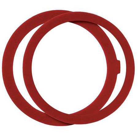 - KORKY 435BP Flush Valve Seal Kit, 3 In, Fits Korky
