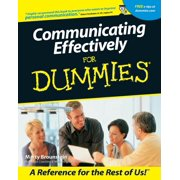 For Dummies: Communicating Effectively for Dummies (Paperback)