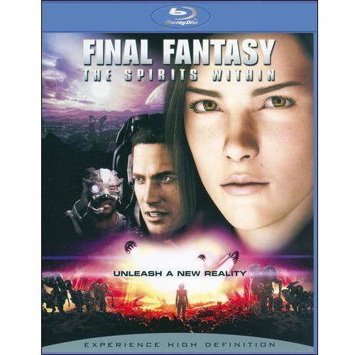 Final Fantasy: The Spirits Within (Blu-ray) (Widescreen)