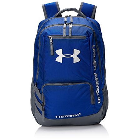 Under Armour Hustle II Backpack, Royal, One Size (Boys Under Armour Backpack)