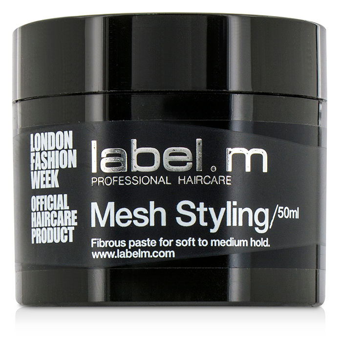 Label.M - Mesh Styling (Fibrous Paste For Soft to Medium Hold) - 50ml/1.7oz