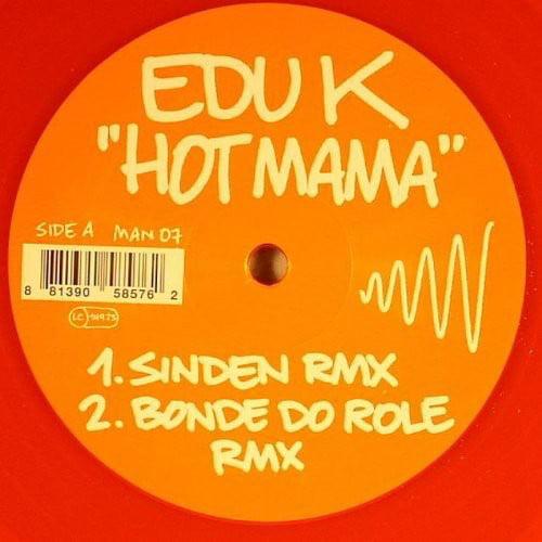 Hot Mama (Vinyl) (EP)