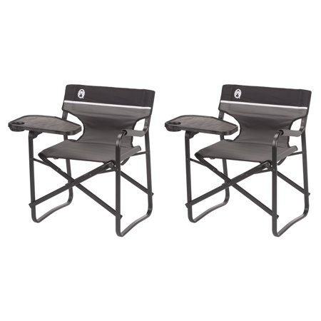 Magnificent Coleman Aluminum Chairs Swivel Table And Drink Holder 2 Pack 2 X 2000020295 Creativecarmelina Interior Chair Design Creativecarmelinacom