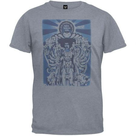 Jimi Hendrix - Bold As Love Soft T-Shirt