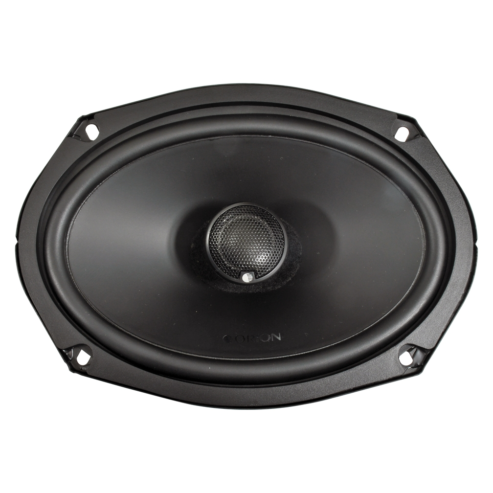Car Audio Speaker 2-way Coaxial 480 Watts Max Car Audio
