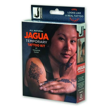 Jacquard Temporary Tattoo Kit Jagua All Natural Walmart Com