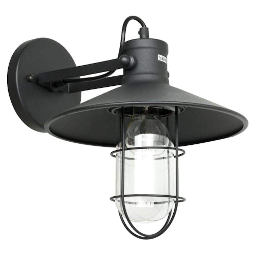 Sunlite 07054 - 1 Light (Medium Screw Base) Matte Black Canopy Cage Sconce Light  sc 1 st  Walmart & Sunlite 07054 - 1 Light (Medium Screw Base) Matte Black Canopy Cage ...