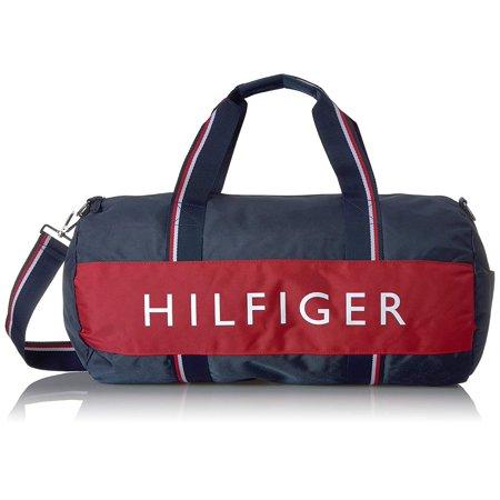 Tommy Hilfiger Navy Harbor Point Mini Duffel Bag