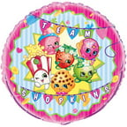 "18"" Foil Shopkins Balloon"