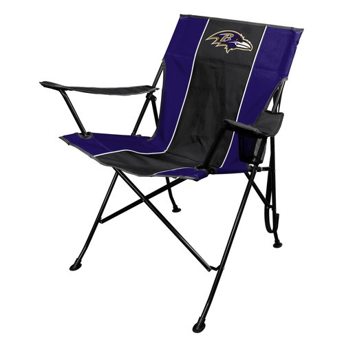 NFL Baltimore Ravens Tailgate Chair by Rawlings