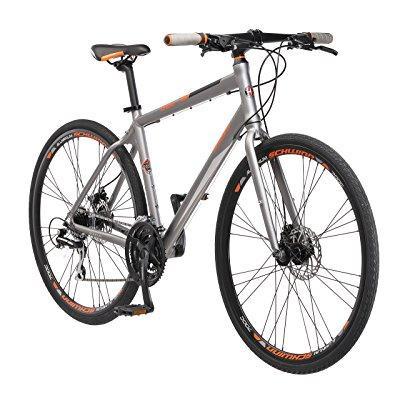 Schwinn Men's Phocus 1500 28 Flat Bar Road Bike Gray~ by Schwinn