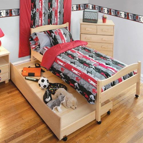 Room Magic Natural Twin Bed