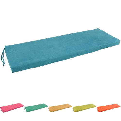 Blazing Needles 60 Inch Microsuede Indoor Bench Cushion 60 X 19