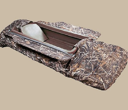 Beavertail 400066 Final Attack Bird / Duck Hunting Boat Quick Max-4 Cover