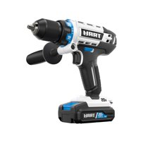 HART 20-Volt Cordless 1/2-inch Hammer Drill Kit (1) 1.5Ah Lithium-Ion Battery