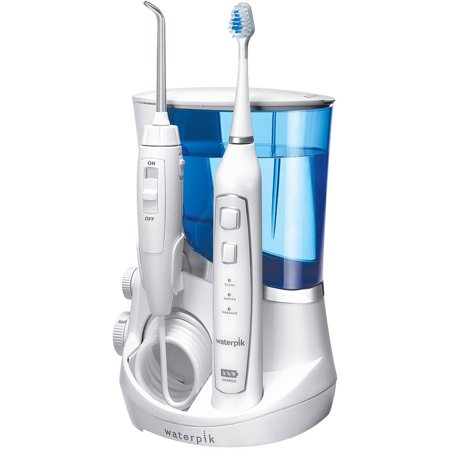 Waterpik Complete Care 5 0 Water Flosser   Toothbrush Wp 861  White