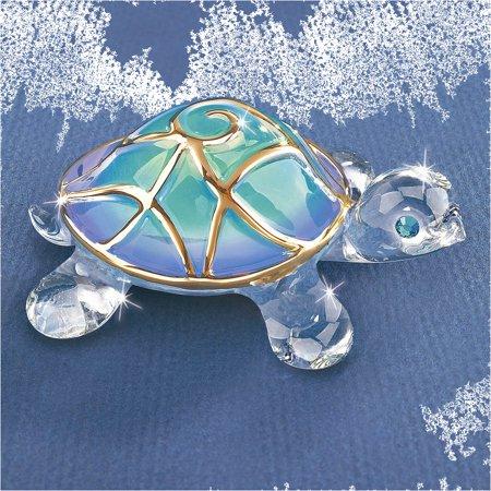 - Tiffany the Turtle Glass Figurine