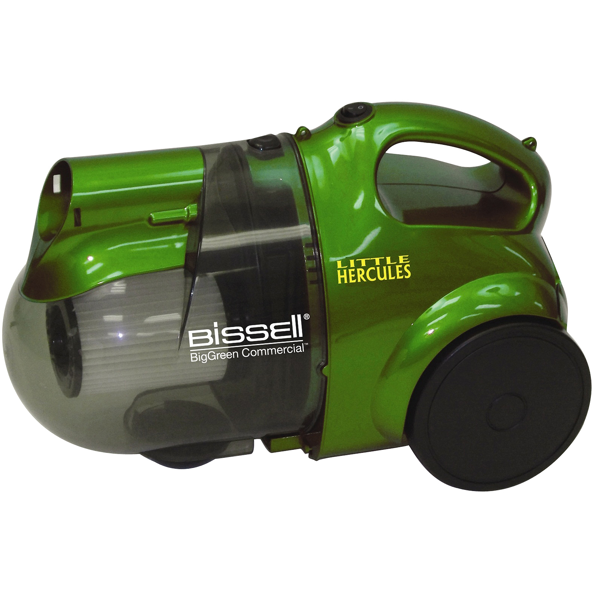 Bissell BigGreen Commercial Little Hercules Canister Vacuum, BGC2000