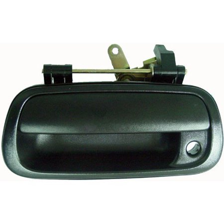 Toyota Tundra Truck 00 - 06 Rear Tailgate Textured Black Door Handle 69090-0C010 By Aftermarket Auto Parts
