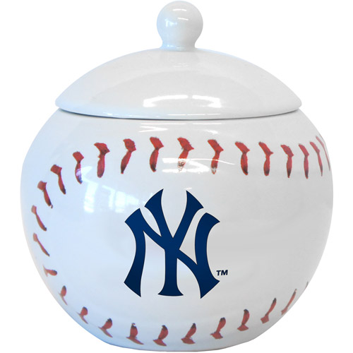 12oz MLB New York Yankees Game Time Jar Walmart