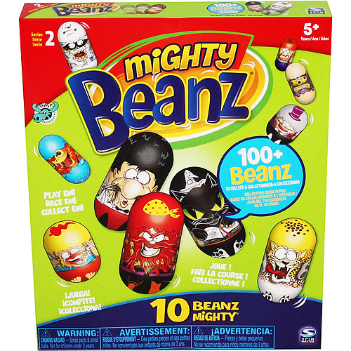 Mighty Beanz, 10-Pack