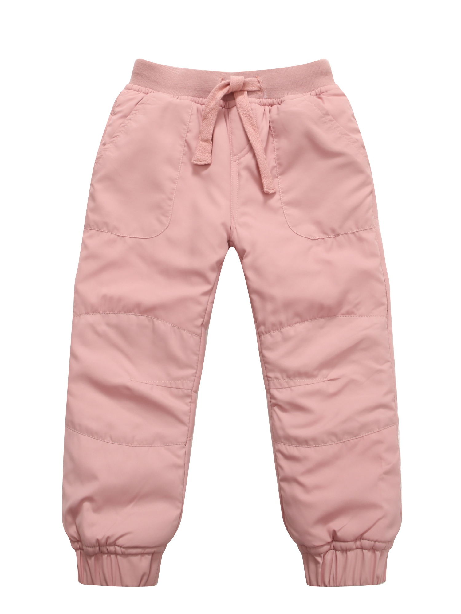 Richie House Girls' Pants with Adjustable Waistband RH0910