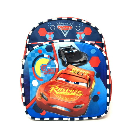 Cars Mini Backpack (2017 Disney Pixar Cars 3 Boys 10