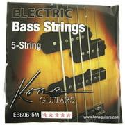 EB606-5M Kona Electric Bass String 5 String