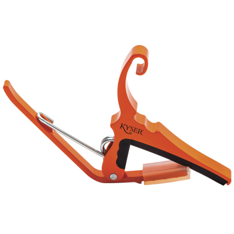 Capo, Kyser 6 Str Orange Blaze