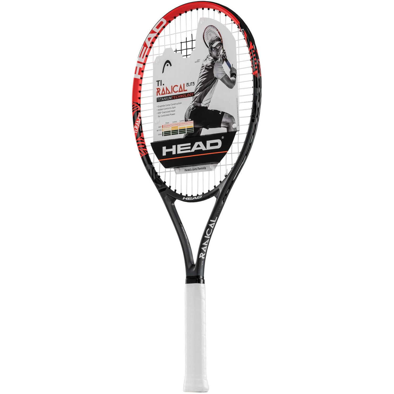 HEAD Ti.Radical Elite Tennis Racquet by Rawlings