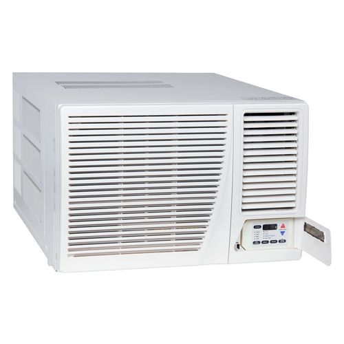 Amana AE183G35AX 17600 BTU Window Air Conditioner with 11000 BTU Electric Heater