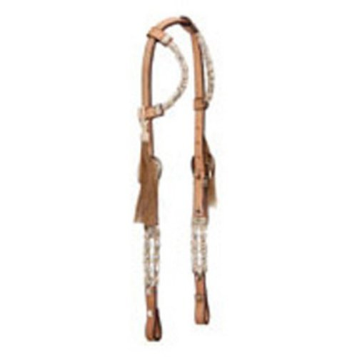 Royal King Ferrules Double Ear Show Headstall