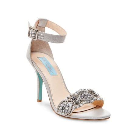 Gina Rhinestone Sandals