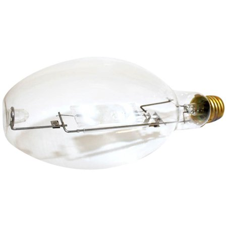 400 Watt - ED37 - Metal Halide - Unprotected Arc Tube - 3900K - ANSI M59/E - Mogul Base - Universal Burn - MH400/U - Philips 274498