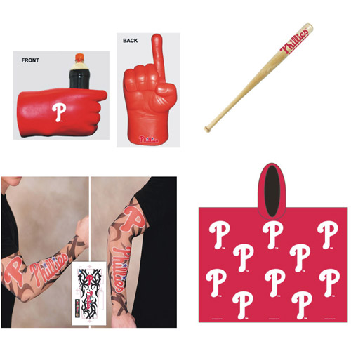 MLB Game Day Fan Pack, Phillies