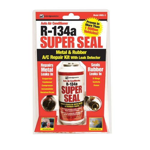 Auto AC Metal and Rubber Leak Sealer