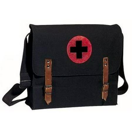 Rothco Nato Canvas Medic Messenger Bag - OLIVE
