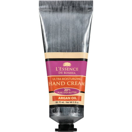 Essential Oils Rose Hand Cream (L'Essence de Boshea Argan Oil Ultra Moisturizing Hand Cream, 3)