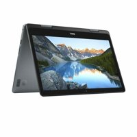 "Dell Inspiron 14 2 In 1 Laptop 14"" HD (1366 X 768) Touchscreen|8th Gen Intel Core i3-8145U Processor| 4GB RAM|128 SSD | Windows 10 | i5481-3595GRY Tablet"